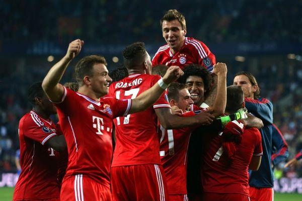 Μπάγερν-Γιουνάιτεντ 3-1: Στο τέλος νικάνε… οι Βαυαροί! (photos+video)