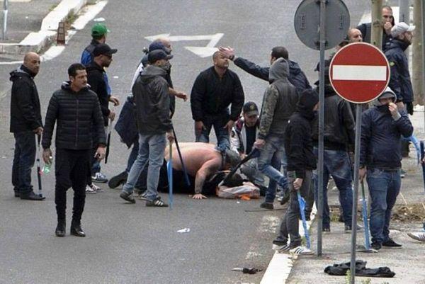 Νάπολι-Φιορεντίνα: Διαβουλεύσεις μετά τα επεισόδια (video)