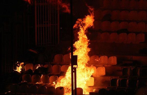 Ο ξένος Τύπος στο Onsports: «Θάνατος, η λύση της βίας στην Ελλάδα» (photos+videos)
