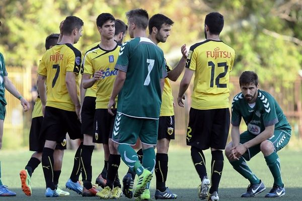Γ' Εθνική 6ος όμιλος: Δύσκολα πήρε την νίκη η ΑΕΚ.