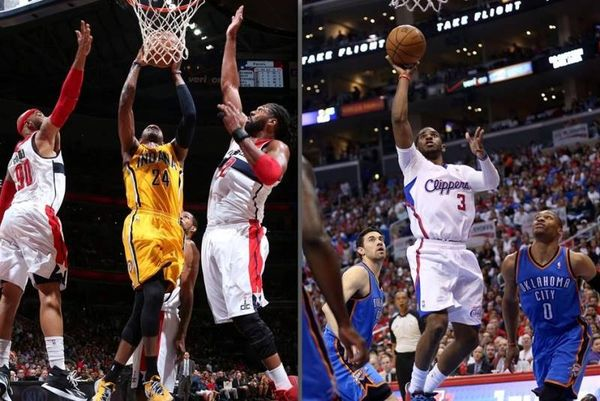 NBA Top 5: «Μάγοι» που ταπώνουν και καρφώνουν (video)