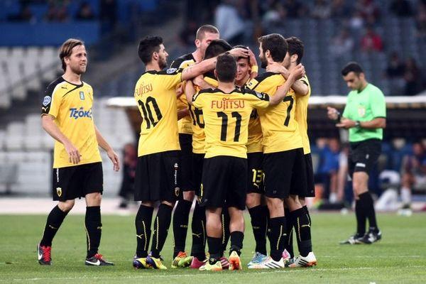 ΑΕΚ-Πανναξιακός 3-1: Τα γκολ και οι καλύτερες φάσεις (video)