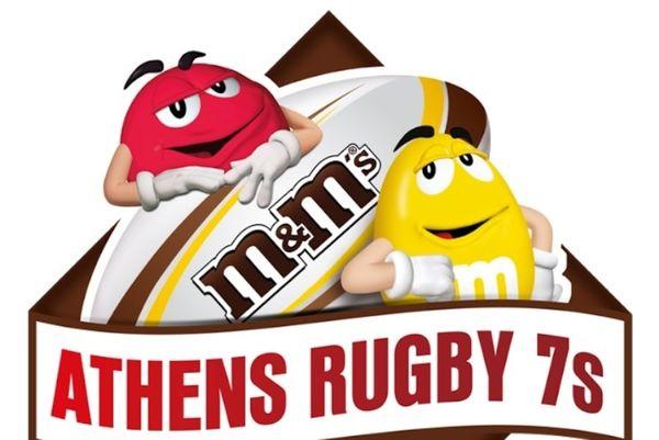Παναθηναϊκός: Στηρίζει το Τουρνουά Rugby Sevens από τα M&Ms (photo)