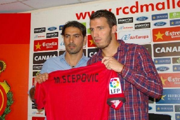 Σέποβιτς: «Θα δουλέψω σκληρά»