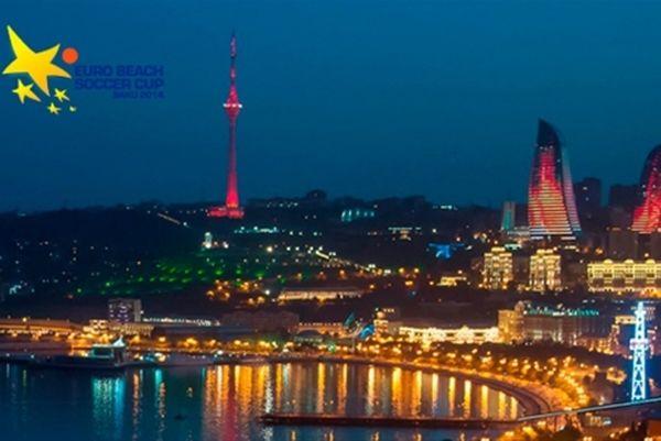 Εθνική Μπιτς Σόκερ: Σε διεθνές τουρνουά στο Μπακού
