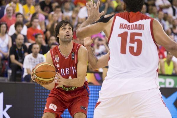 Μουντομπάσκετ 2014: Ιράν - Σερβία 70-83 (photos)
