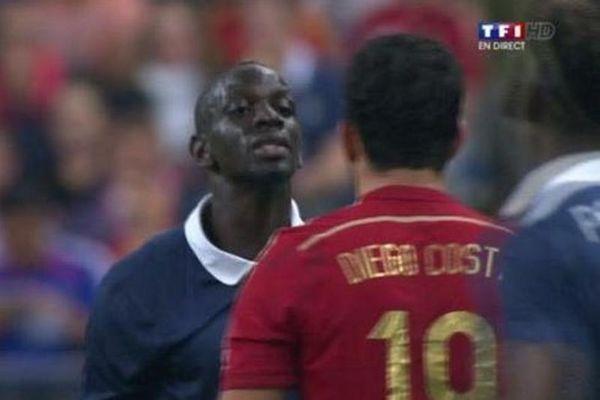 Ισπανία - Γαλλία: «Πλακώθηκαν» Ντιέγκο Κόστα και Σακό (videos)
