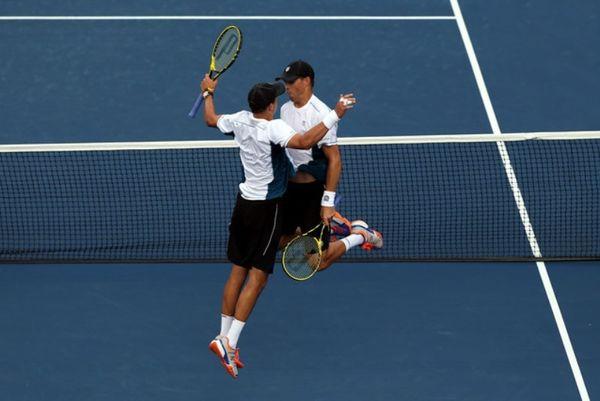 US Open: «100άρηδες» σε τίτλους οι Μπράιαν