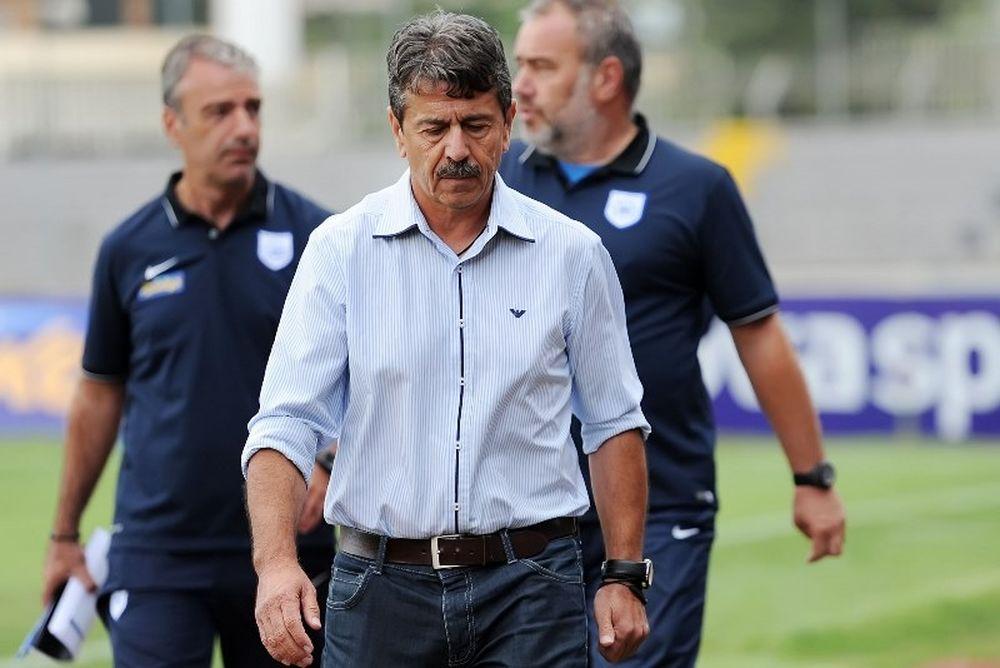 Πετράκης: «Αξίζαμε τους τρεις βαθμούς»