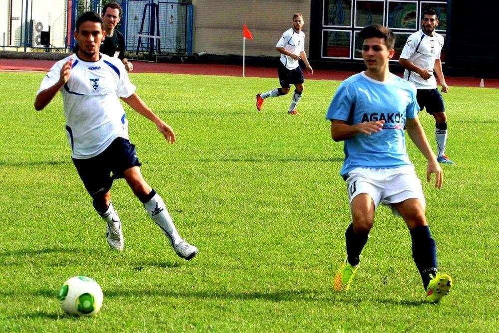 Ηρακλής Αμπελοκήπων – Εθνικός Αλεξανδρούπολης 0-0