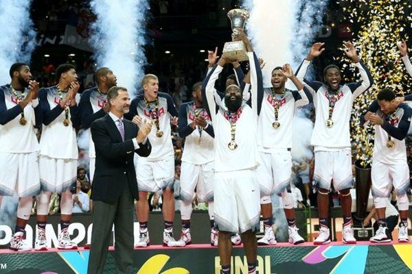 Μουντομπάσκετ 2014: Μετάλλια και θέσεις κατάταξης ανά χώρα