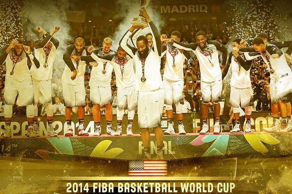 Παγκόσμιο Κύπελλο Μπάσκετ 2014: Η στιγμή της απονομής στις ΗΠΑ (video)