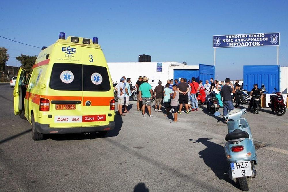Ηρόδοτος-Εθνικός: «Δεν καθυστέρησε το ασθενοφόρο του ΕΚΑΒ»