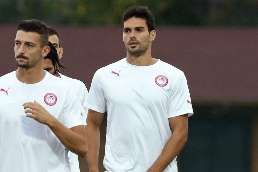 Ολυμπιακός - Ατλέτικο: Η... χασούρα του Μποτία
