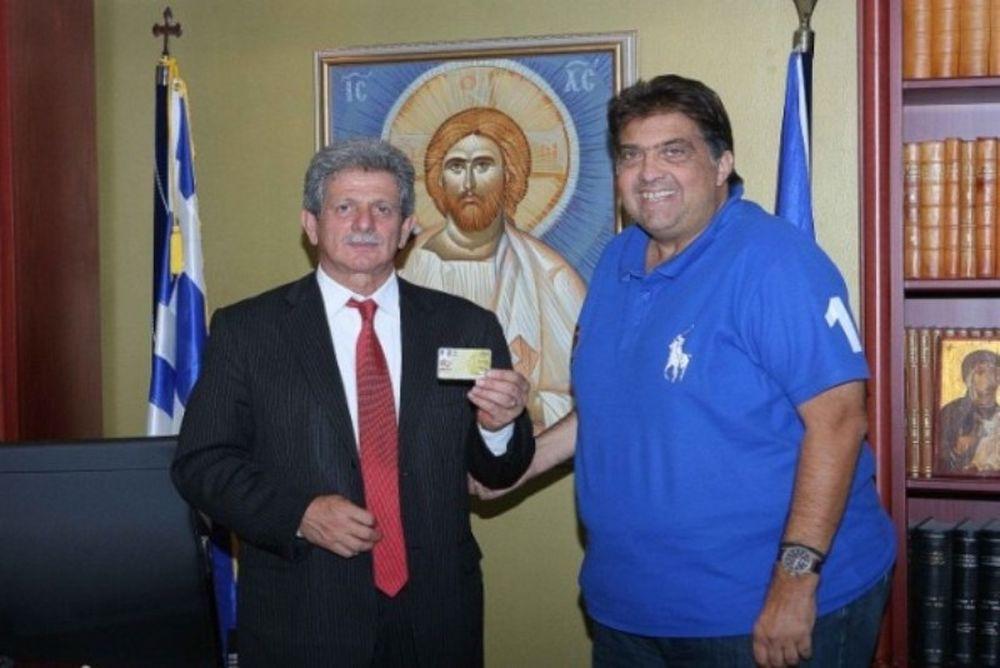 ΚΑΟΔ: Συναντήθηκαν Ιωαννίδης - Πατακάκης