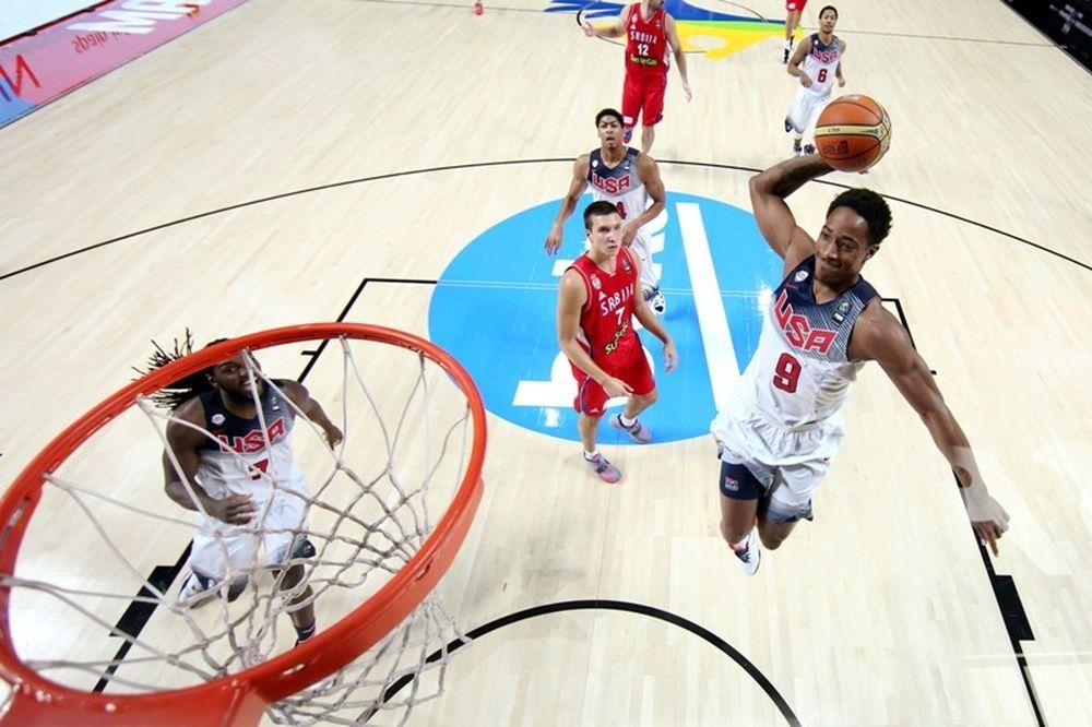 Μουντομπάσκετ 2014: Τα καλύτερα των ΗΠΑ (video)