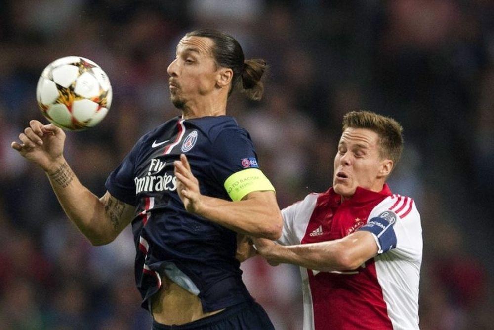 Άγιαξ: Προτιμούν την άλλη… Paris οι οπαδοί! (photo)