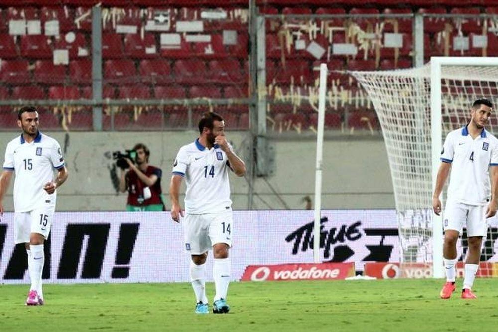 FIFA: Πτώση μιας θέσης για Ελλάδα
