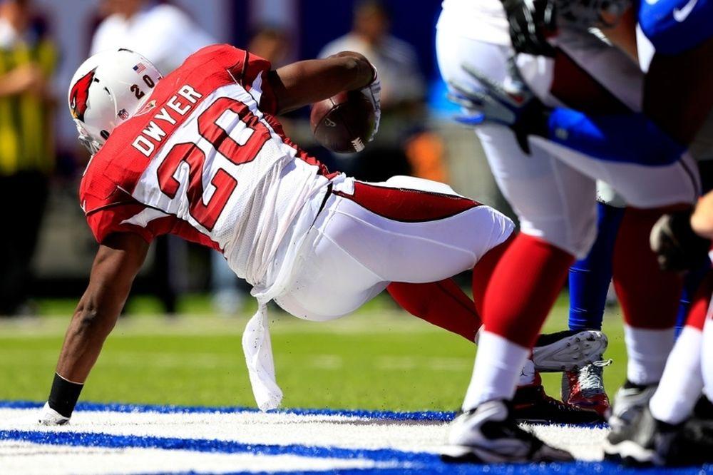 NFL: Κοπάνησε τη γυναίκα του και ο Dwyer