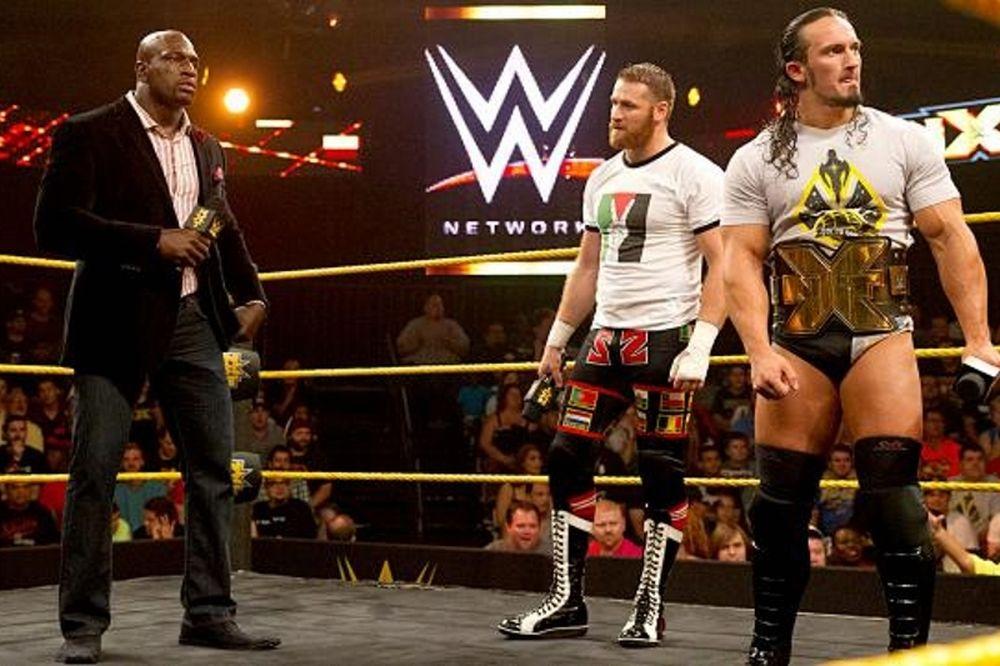 NXT: Νέος παρτενέρ για Kidd, ντεμπούτο για Itami (photos+videos)