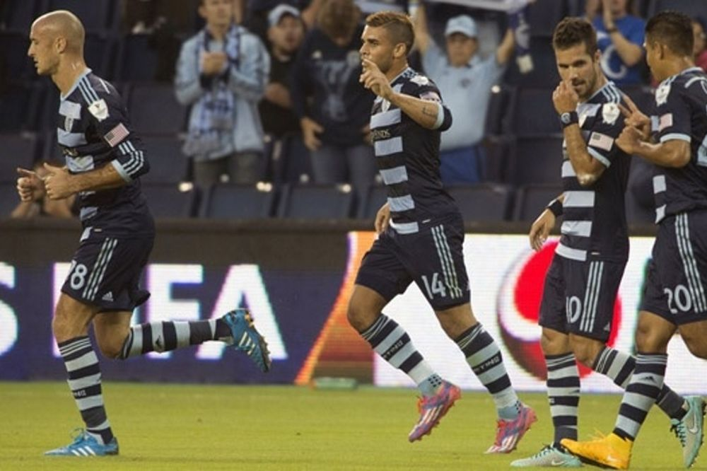 CONCACAF Champions League: Με Τόνι η Σπόρτινγκ (videos)