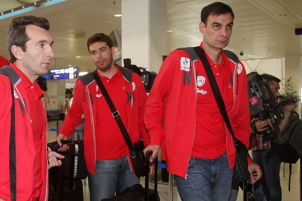 Ολυμπιακός: Επιστροφή στην… βάση