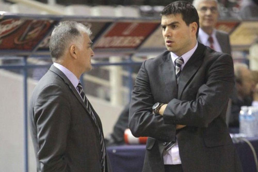 ΠΑΟΚ: Ξανάσμιξαν Σούλης και Χάρη Μαρκόπουλος (photo)
