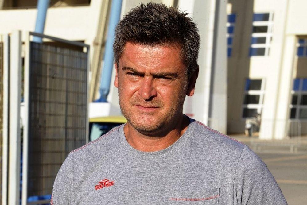Δερμιτζάκης: «Κάναμε κραυγαλέα λάθη, τα δουλεύουμε»