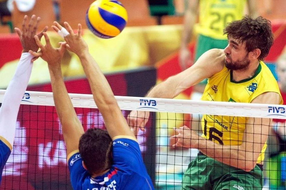 Παγκόσμιο Πρωτάθλημα Βόλεϊ: Στον τελικό η Βραζιλία! (photos)