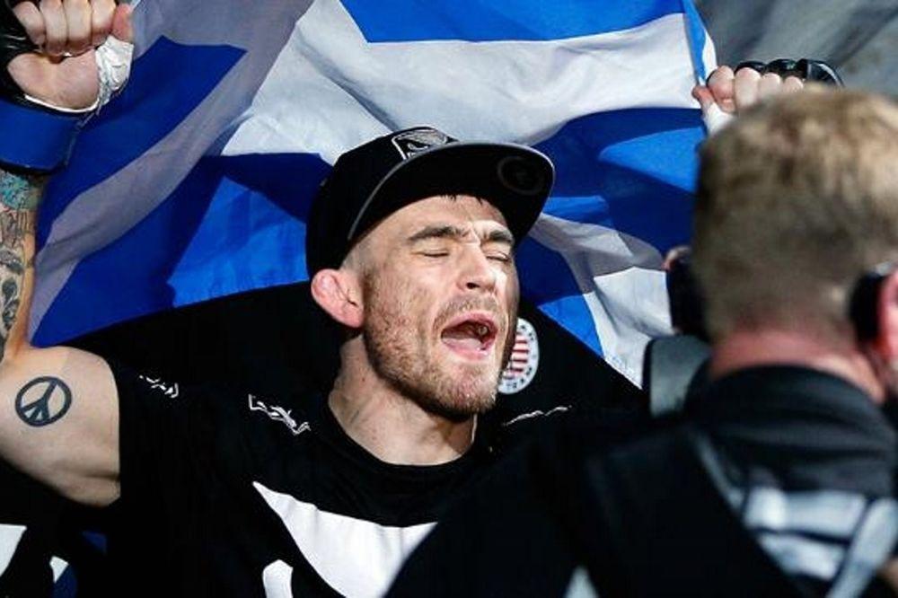 UFC Fight Night 57: Στο περιθώριο ο Whiteford