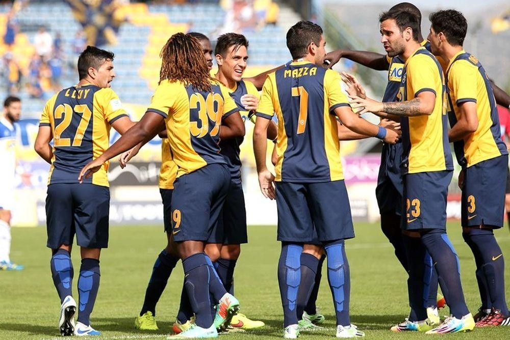 Αστέρας Τρίπολης - ΑΕΛ Καλλονής 1-0 (video+photos)