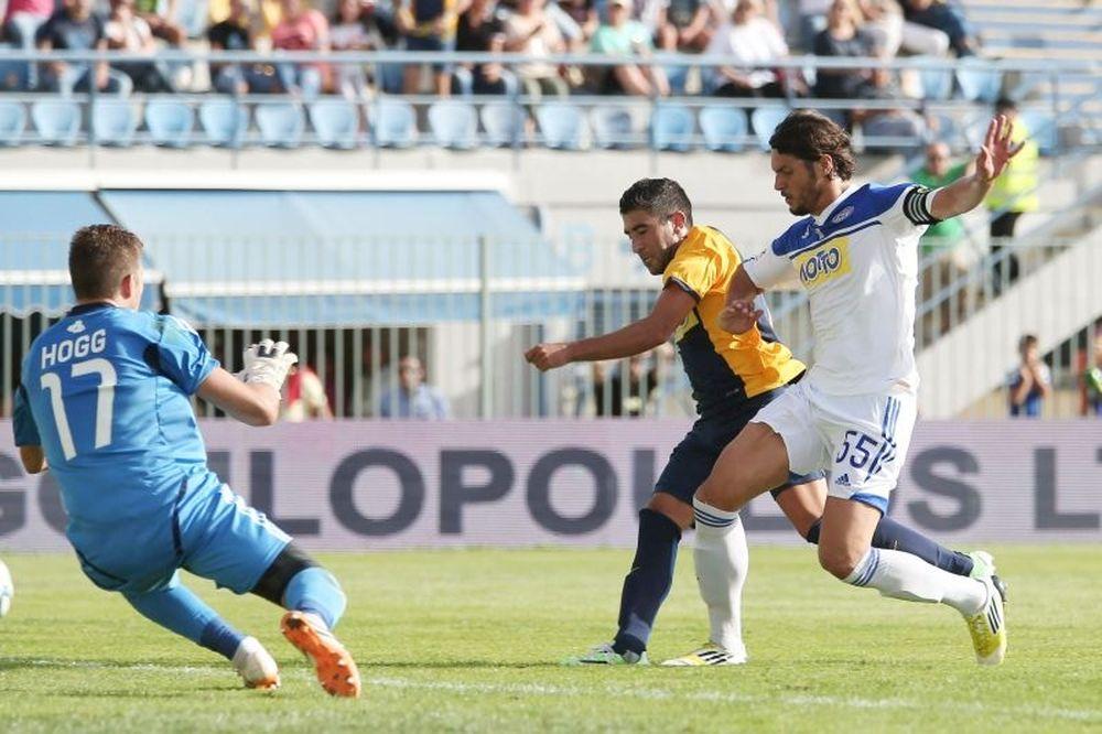 Αστέρας Τρίπολης – Καλλονή 1-0: Το γκολ του αγώνα (video)