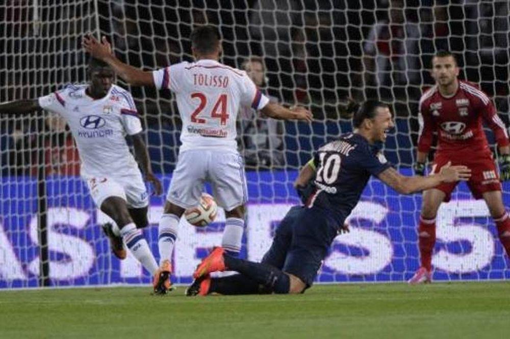Νέα γκέλα η Παρί , 1-1 εντός με Λιόν