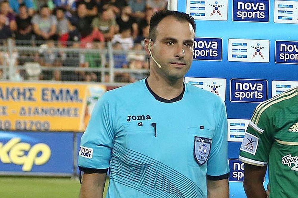 Στέλιος Τσολάκης