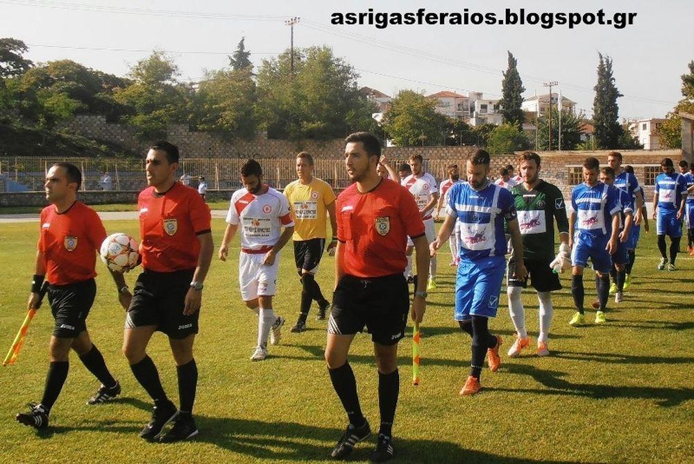 Ρήγας Φεραίος-Δωτιεάς Αγιάς 1-0: Γκολ και φάσεις του αγώνα (video)