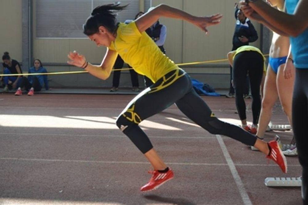 Πεσιρίδου: «Στόχος μου είναι να κάνω ρεκόρ»