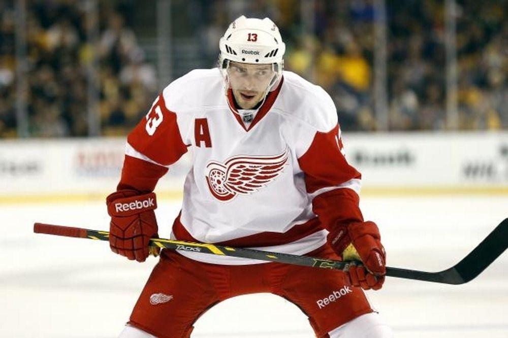 NHL: Χτύπησε ο Datsyuk των Ρεντ Ουίνγκς (videos)