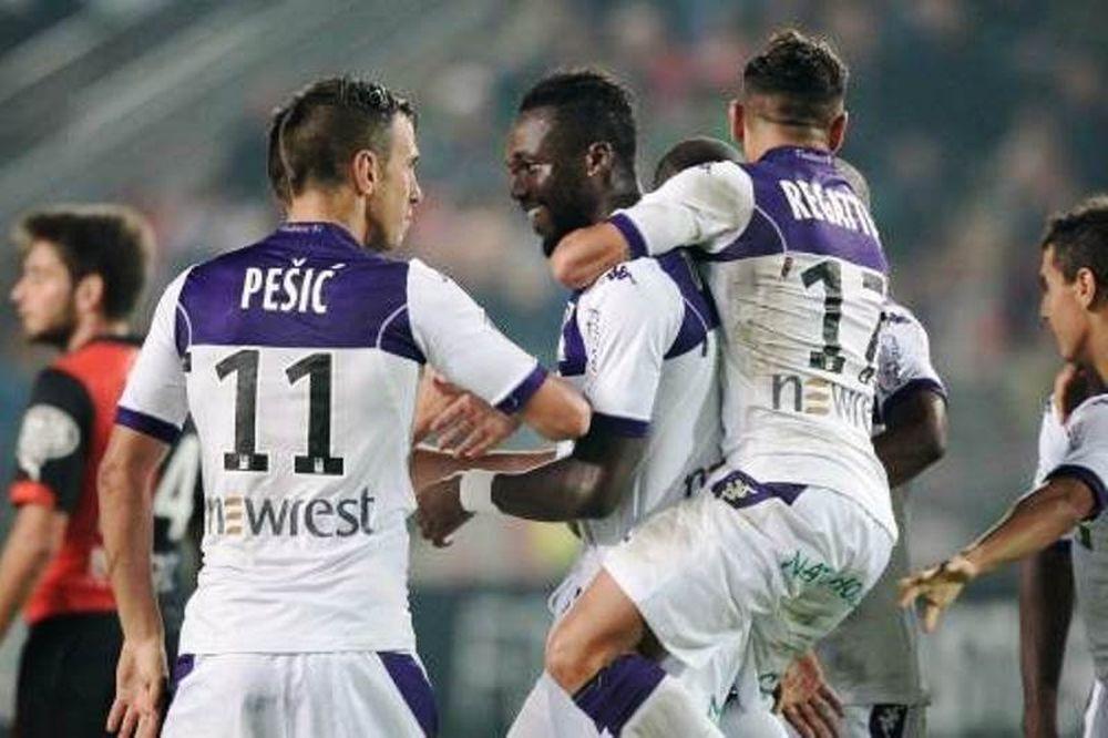 Άνετη νίκη για Τουλούζ, 3-0 τη Ρεν