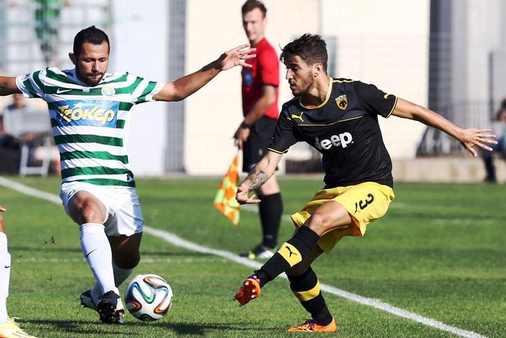 Πανθρακικός – ΑΕΚ 0-0 (photos)
