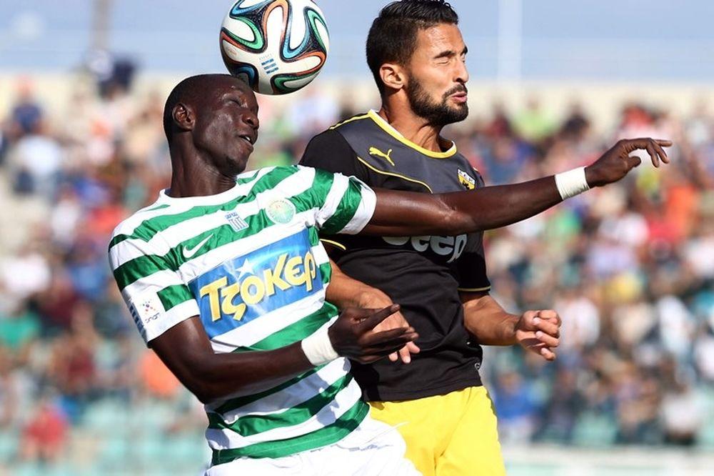 Πανθρακικός – ΑΕΚ 0-0: Τα στιγμιότυπα του αγώνα (video)