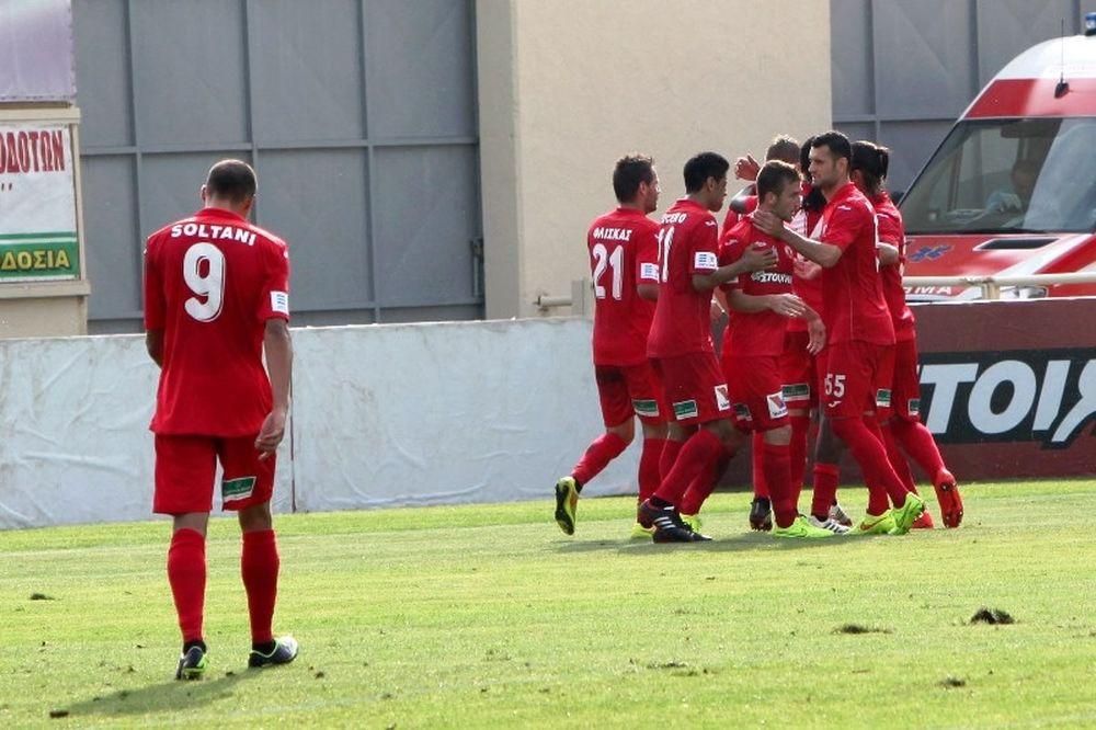 Skoda Ξάνθη - Νίκη Βόλου 1-0: Το γκολ του αγώνα (video)
