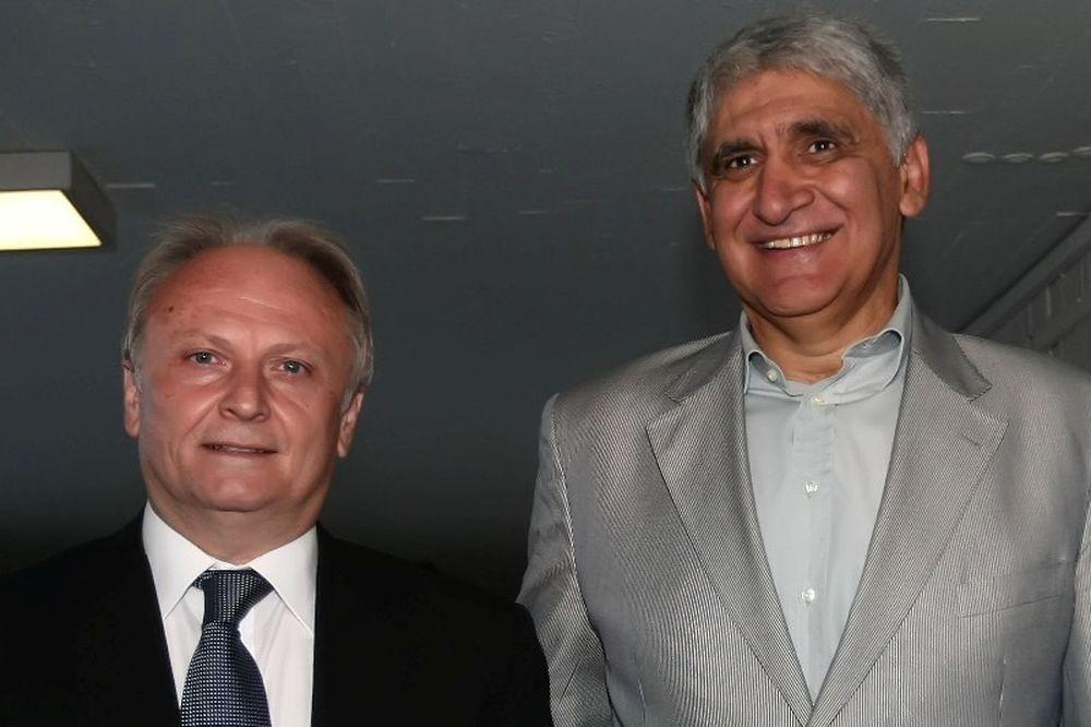 ΣΕΠΚ: Συναντήθηκαν Ανδριανός - Γιαννάκης