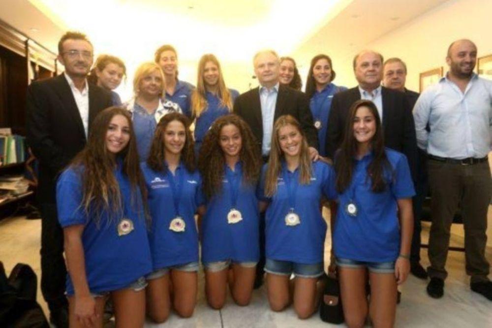 Εθνική Νέων Γυναικών: Συνάντηση ουσίας με Ανδριανό και Λοβέρδο