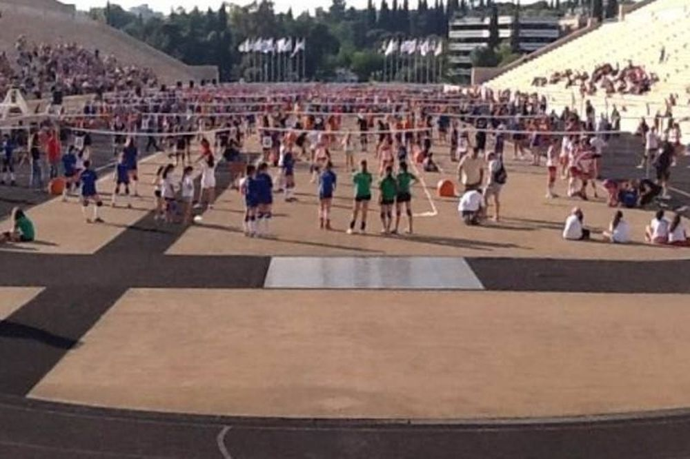 Mini Volley Festival: Αναβολή λόγω ΕΜΥ