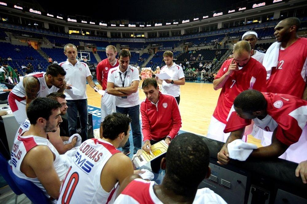 Ολυμπιακός: Εποικοδομητική ήττα, νέο δυνατό τεστ