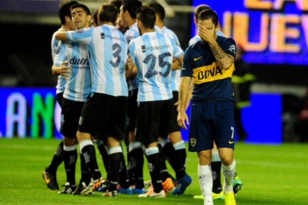 Αργεντινή: Δύο… Μπου στην Μπόκα (videos)