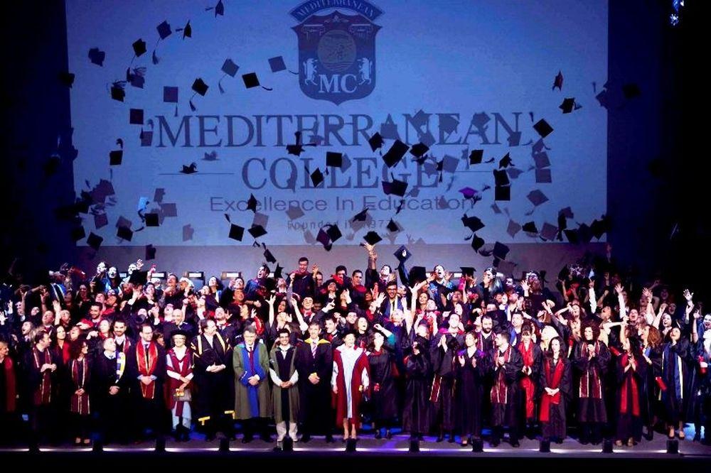 Mediterranean College: Αναγνωρισμένα πτυχία και επαγγελματική ισοδυναμία με αποδείξεις