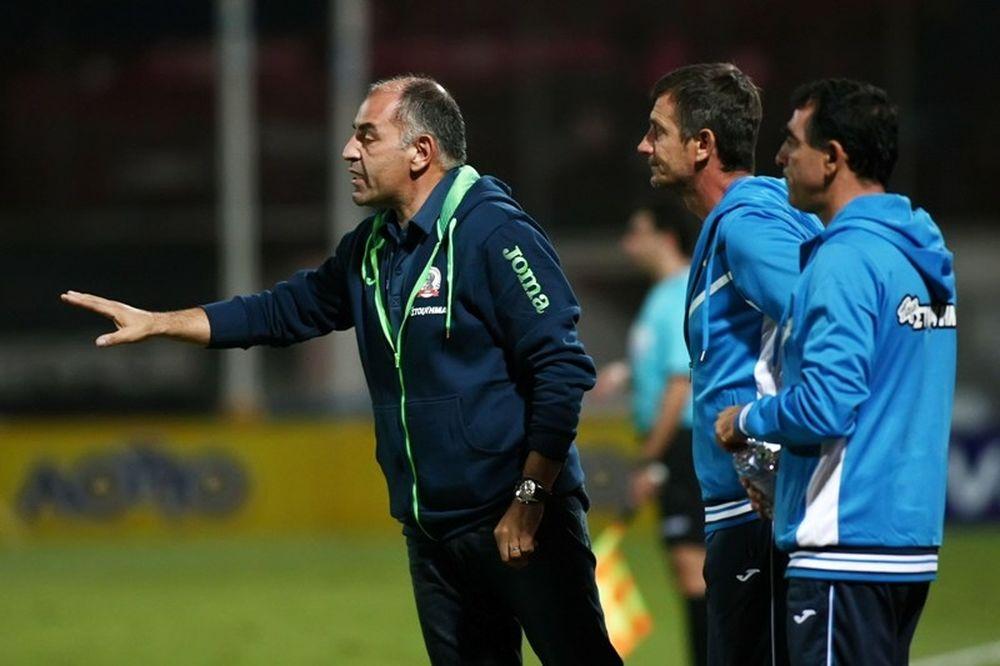 Σιδερίδης: «Μπορούσαμε να… κλέψουμε το ματς»