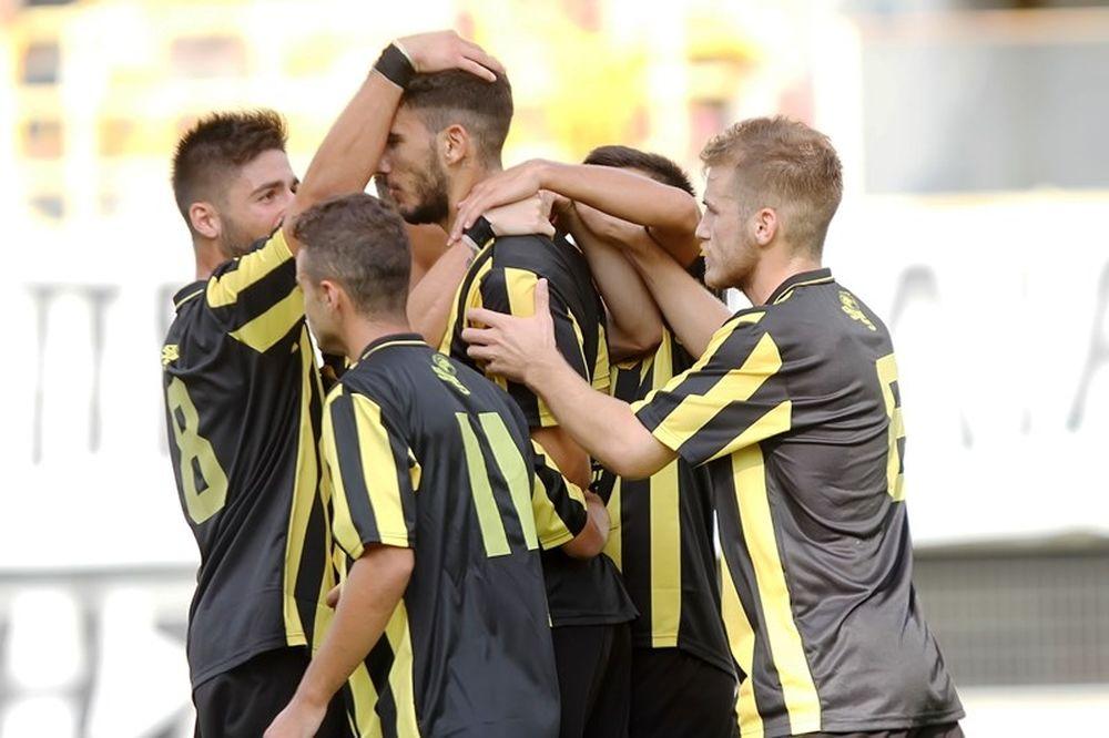 Κύπελλο Γ' Εθνικής - 1ος όμιλος: Μάχες σε Φλώρινα, Καβάλα