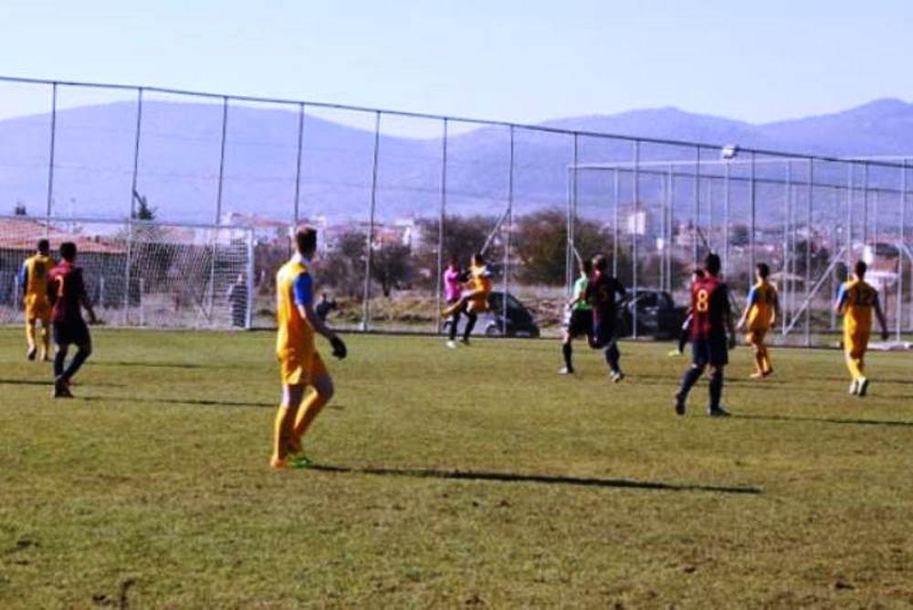 Βέροια-ΠΑΣ Γιάννινα 1-0 (Κ20)
